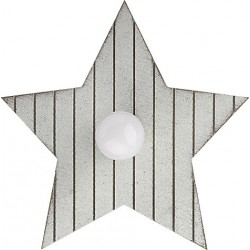 Wall Lamp for kids Toy-Star 1xE14