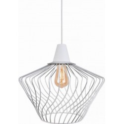 Pendant Light Wave S G40cm White