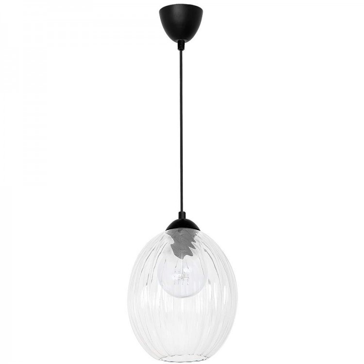 Blick Pendant Light made of glass G24cm