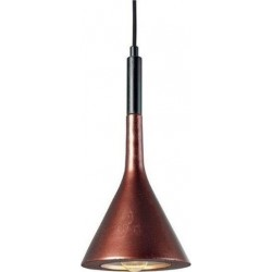 Pendant Cement Lighting Fixture G175mm Copper