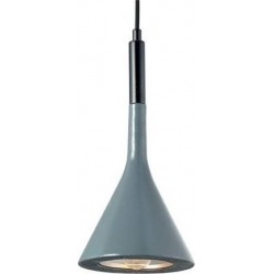 Pendant Cement Lighting Fixture G175mm Grey