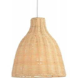 Boho Hanging Lampshade Ideal for Bedroom Lighting