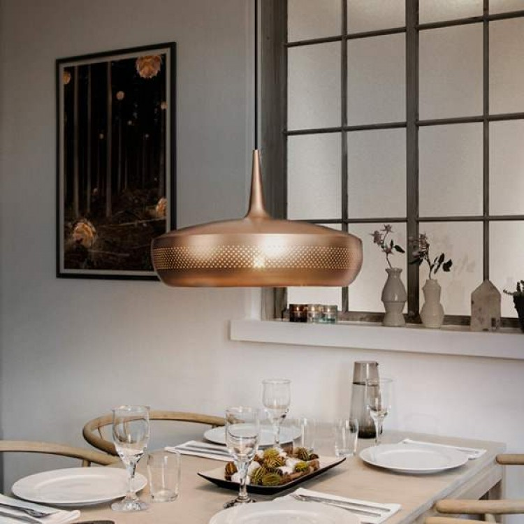 CLAVA Dine Brushed Copper G43 by UMAGE