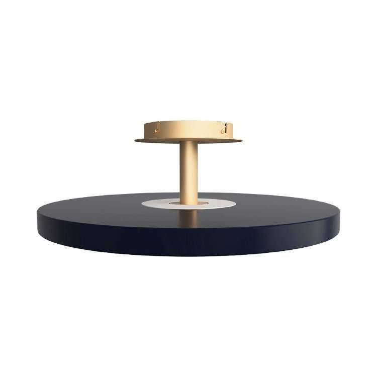Φωτιστικό Οροφής LED Asteria Up Anthracite Grey 37W Φ60cm Dimmable by UMAGE