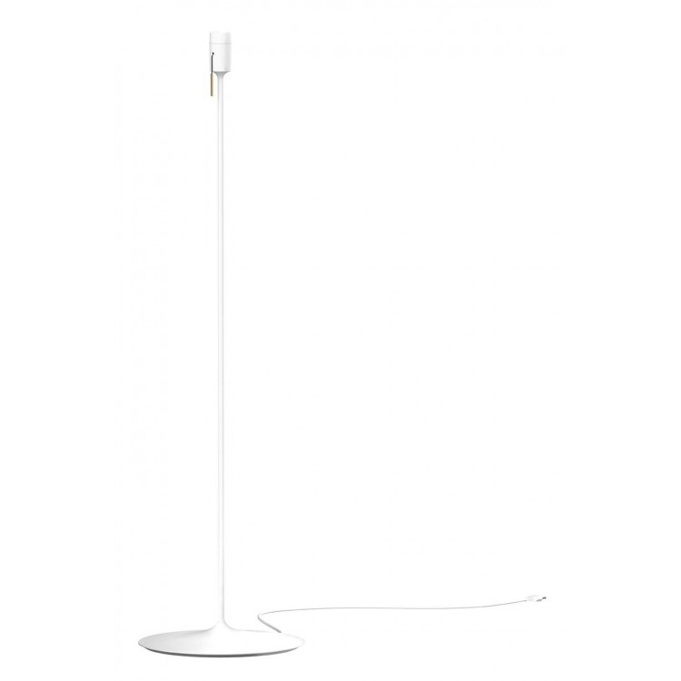 Base Champagne for Floor Lamp White 140 cm by UMAGE