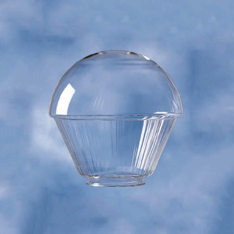 Μπάλα Κήπου Urano Φ400 Διάφανη