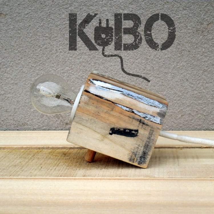 KUBO Vintage για Τοίχο ή Κρεμαστό by Decor Demon