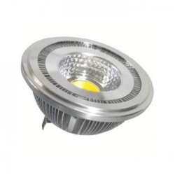LED Λάμπα AR111 11W 12V COB Dimmable