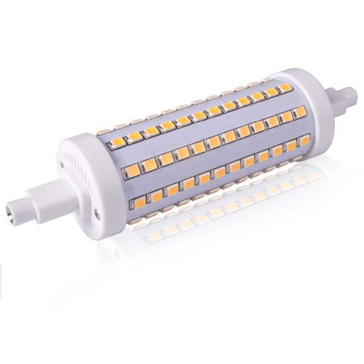 LED Λάμπα R7s 6W 78mm Σωληνωτή