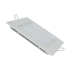 LED Recessed Square Panel 18W WW/NW/CW