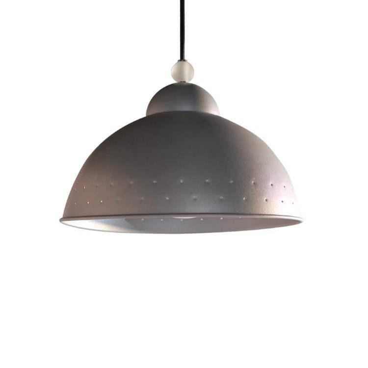 Καμπάνα Φωτιστικό Molin Φ30cm  Γκρι ART 701