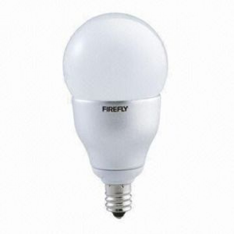 LED Λάμπα Ε14 5W Σφαιρικό Dimmable Θερμό